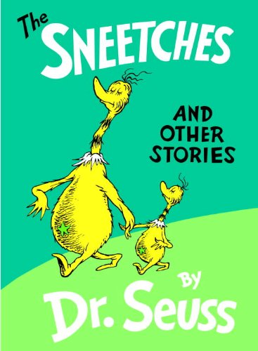 Book cover for The Sneetches