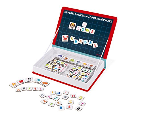 Janod Magneti'Book Alphabet Lernspielzeug