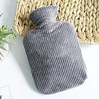Myzixuan Einfach Reine Farbe Plüsch Warmwasser Tasche Spülwasser Injektion PVC Bewässerung Ex-warme Hand bao preisvergleich bei billige-tabletten.eu