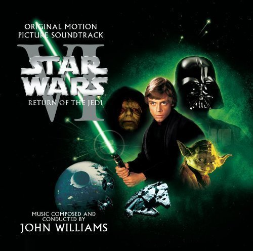 Star Wars: Episode VI - Return of the Jedi Collector's Edition, Soundtrack edition (2004) Audio CD by Unknown (0100-01-01j