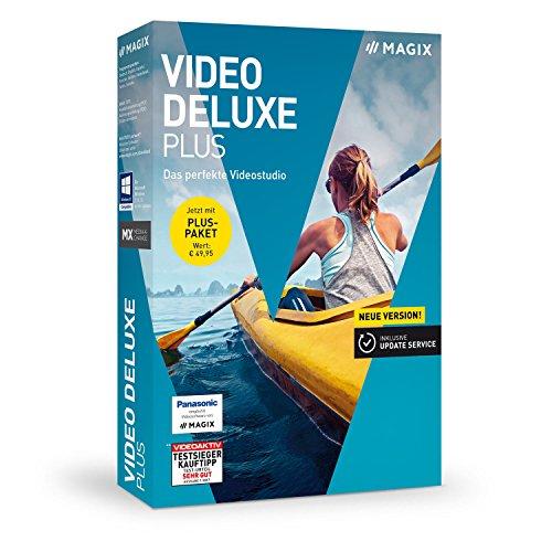 MAGIX Video deluxe – 2018 Plus – Ihr persönliches Videostudio