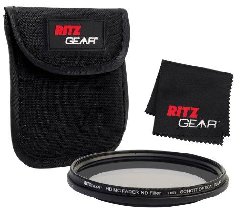 ritz-gear-77mm-filtro-fader-nd-premium-hd-mc-con-vetro-ottico-schott