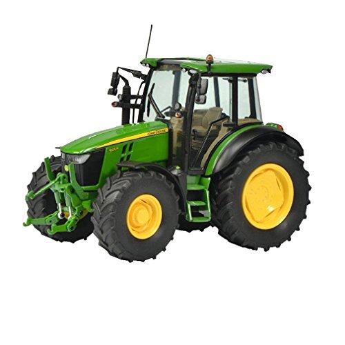 Schuco 450772700 John Deere 5125 R 1:31, grün, gelb, schwarz, Maßstab 1:32