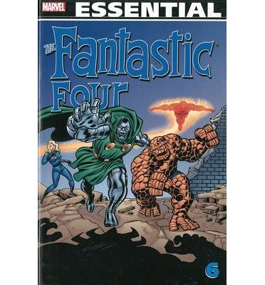 [(Essential Fantastic Four: v. 6 )] [Author: Stan Lee] [Feb-2012]