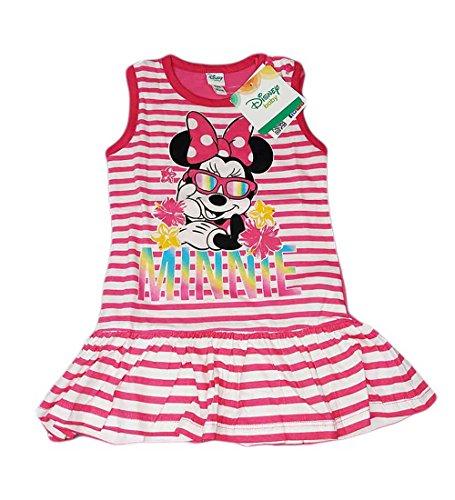 Arnetta vestitino bimba disney baby minnie rosa scelta taglia 12m