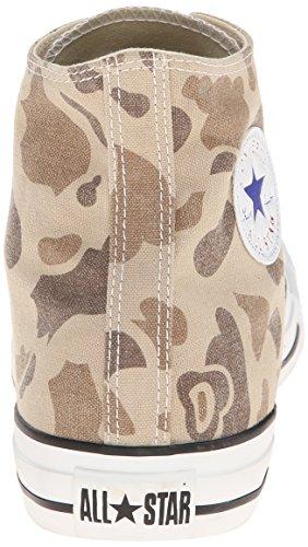 Converse - - Chuck Taylor All Star Camo Print Hallo Schuhe in Safari CM Safari CM