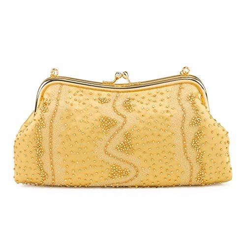 Farfalla 90369, Pochette donna Oro (oro)