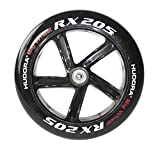 PU-Rolle Hudora Big Wheel per Stück 205 mm Ø schwarz/rot f.Mod.14724 (1 Stück)