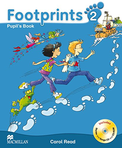 Footprints 2 Pupil's Book Package by Carol Read (1-Feb-2009) Perfect Paperback