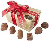 Luxuriose Belgische Milchschokolade: 35 Leonidas Pralinen mit Buttercremefüllung, Ganachesn und Karamel füllung. (600g)