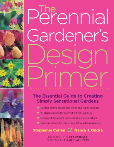 The Perennial Gardener's Design Primer (English Edition)