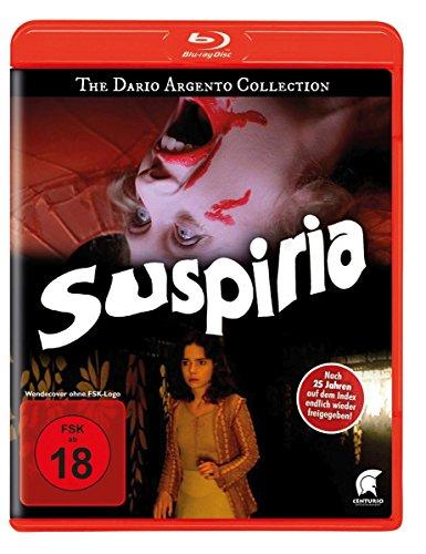 Bild von Suspiria - Dario Argento Collection # 1 [Blu-ray]