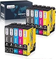 OfficeWorld 29 XL Cartuchos de Tinta para Epson 29XL Compatible con Epson Expression Home XP-235 XP-245 XP-247