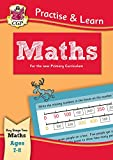 New Curriculum Practise & Learn: Maths for Ages 7-8 (CGP KS2 Practise & Learn)