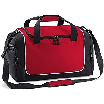 Quadra Sporttasche in Kompaktgröße für Umkleidespinde QS77 Classic Red/Black/White