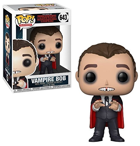 FunKo Pop Bob disfrazado de vampiro (Stranger Things 643) Funko Pop Stranger Things