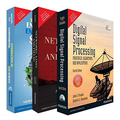 Anna University -  ECE 5th Sem Combo of Digital Signal Processing, Networks & Introduction to Environmental Engg. and Science