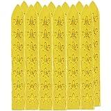 UNIQOOO - 12 barras de cera para sellado, 8,9 cm, estilo vintage, dorado, Golden