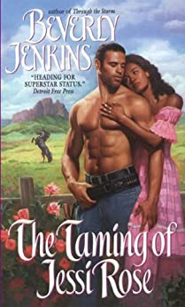Taming of Jessi Rose by [Jenkins, Beverly]