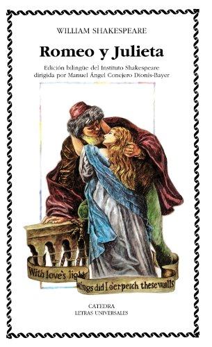 Romeo y Julieta (Letras Universales) por William Shakespeare