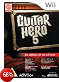 Guitar Hero 5 - Game Only (Wii) [Edizione: Regno Unito]
