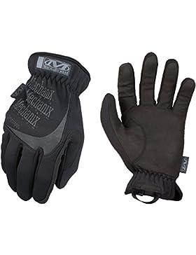 Mechanix Wear - Guantes rápidos de FastFit (Grande, Negro)