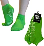 Pilates, Yoga, Martial Arts, Fitness, Dance, Barre. Anti-slip / Non-slip, Falls Prevention Grip Socks, FitSox, Sox
