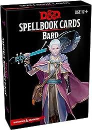 Spellbook Cards - Bard