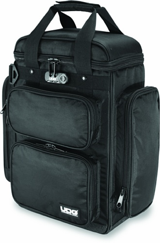 UDG Ultimate ProducerBag Groß Schwarz/Orange U9022BLOR