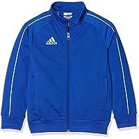 Adidas CV3578 Chaqueta, Unisex Niños, (Azul Claro/Blanco), 116 (5/6 años)
