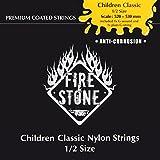 Fire & Stone 651810 Cordes pour Guitare Classique