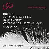 Brahms: Sinfonien 1 & 2/ Tragische Ouvertüre