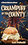 Front cover for the book Creampuff of the County (Zachary Gagewood Mysteries Book 6) by Lee Pulaski