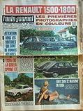 Telecharger Livres AUTO JOURNAL L No 356 du 06 08 1964 LA RENAULT 1500 1800 PHOTOS VOICI LES VOITURES QUI SONT DE BONNES AFFAIRES ESSAI DE LA GIULIA SPRINT GT TOUT SUR SAINT MAXIME EN 1964 (PDF,EPUB,MOBI) gratuits en Francaise