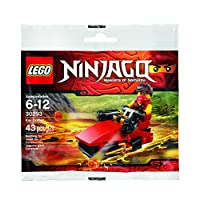 LEGO Ninjago 30293:Kai Drifter polybag
