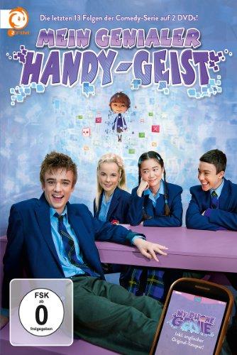 Preisvergleich Produktbild Mein genialer Handy-Geist, Folge 14-26 [2 DVDs]