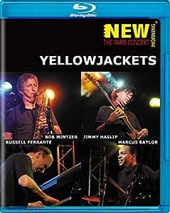 Yellowjackets - The Paris Concert [Blu-ray]