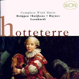 Seon - Hotteterre (Bläsermusik)