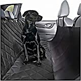 ZZCC Dog Car Seat Covers,Dog Seat Cover Pet Seat Cover For Cars, Trucks