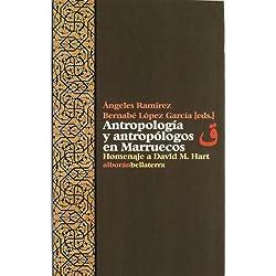 Antropología y antropólogos en Marruecos (Colección Alborán)