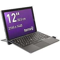 'Wortmann AG Terra PAD 1270256GB 4G Black Tablet–Tablets (30.5cm (12), 2160X 1440Pixel, 256GB, 8GB, Windows 10Pro, Black)