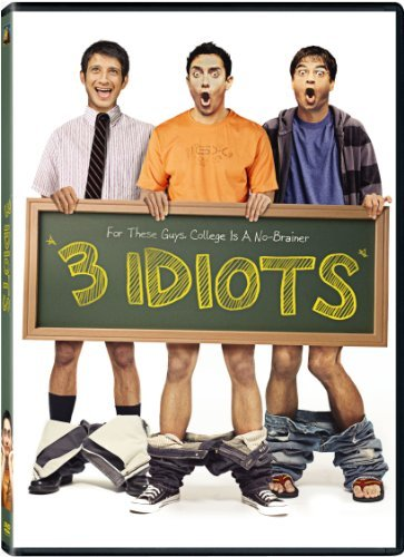 3 Idiots by Aamir Khan