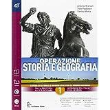 Operazione storia e geografia. Con extrakit-Openbook. Con e-book. Con espansione online. Per le Scuole superiori: 1