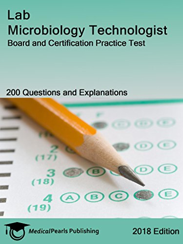 Lab Microbiology Technologist: Board and Certification Practice Test (English Edition)