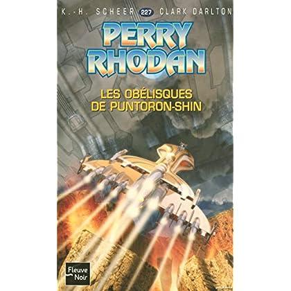 Les obélisques de Puntoron-Shin - Perry Rhodan