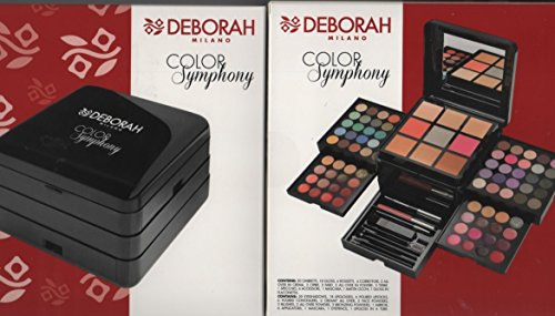 DEBORAH MAKE UP KIT COLOR SYMPHONY XLARGE TROUSSE 2016