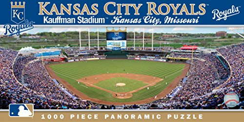 Masterpieces MLB Stadion Panorama Puzzle, 1000Teile