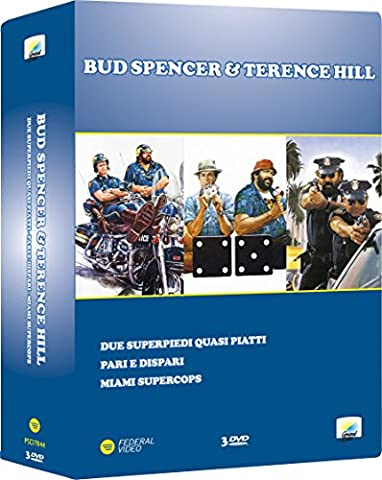Bud Spencer & Terence Hill [Import