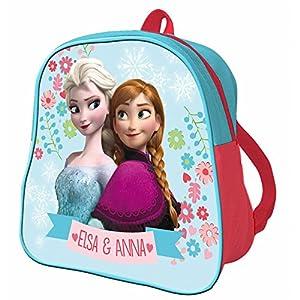Mochila Frozen Disney Flowers pequeña