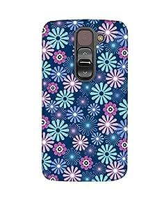 Pick Pattern Back Cover for LG G2 mini